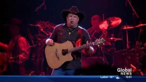 Garth Brooks adds ninth show in Edmonton