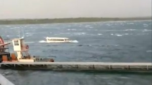 Intense wind, swollen lake blamed for tragic Missouri duck boat accident