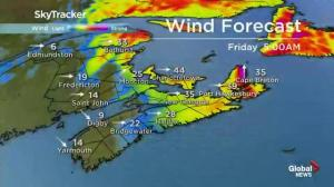 Global News Morning Forecast: March