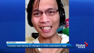 32-year-old Toronto man faces 22 charges related to child pornography