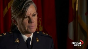 How the RCMP intends to handle returning foreign fighters