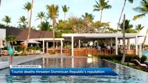 Tourist deaths threaten Dominican Republic's reputation