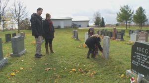 Bowmanville family helps keep community Remembrance Day tradition alive