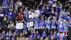 Quebec City hockey dreams live on