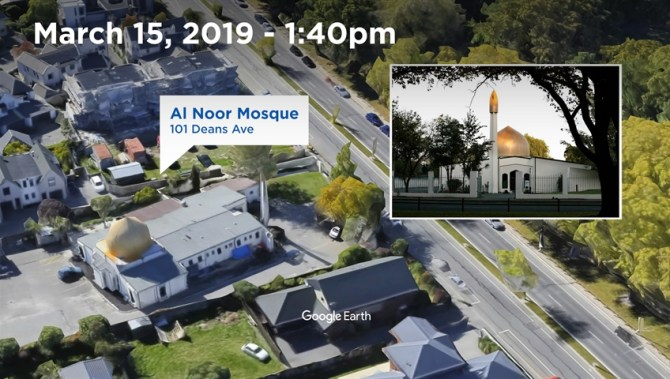 Nz Shooting Mosque News