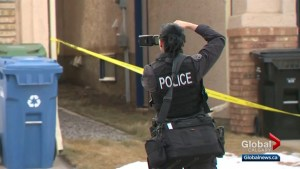 Investigators remain on scene of suspicious death in Edgemont