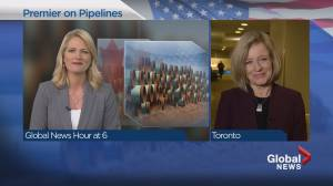 Premier Rachel Notley calls Keystone XL expansion into Nebraska good news