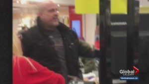 Racist tirade at Calgary Superstore leads to charges