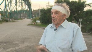 Dog attack leaves 82 year old man badly inured