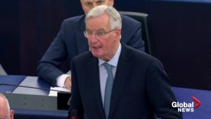 PM May's rejected Brexit deal with the EU 'deeply regretful': Barnier