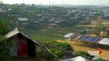 UN says Myanmar forces may be guilty of genocide against