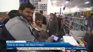 Is it time to do away with Black Friday?