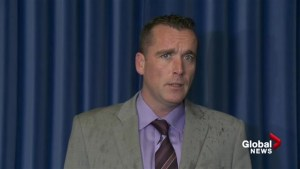 Special investigator Alan Mullen holds B.C. legislature investigation update