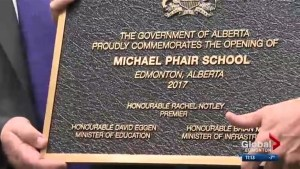 Grand opening held for Michael Phair School