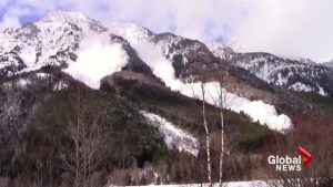 Avalanche risk extreme in parts of Alberta back country