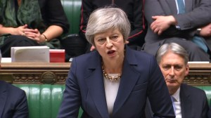 Theresa May suffers embarrassing defeats at start of Brexit debate
