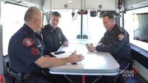Rescue Task Force in Calgary better trained to respond to large-scale emergencies