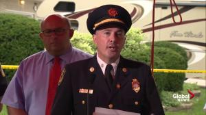 Damage from Kitchener explosion in the millions : fire chief
