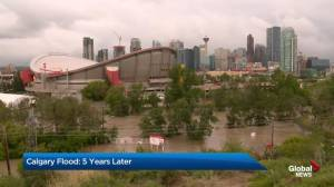 Calgary flood: 5 years later – A look back at historic flooding