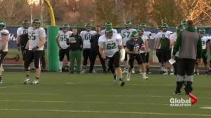 Saskatchewan Huskies football team quick to decide on starting QB after loss