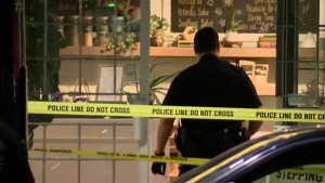 Customer caught in marijuana dispensary shooting