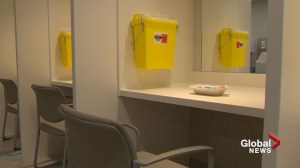 Calgary's first permanent supervised consumption site is set to open in downtown