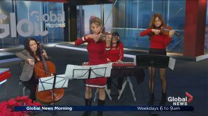 StringKatz: Laval's newest string quartet