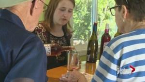 Alberta bans B.C. wines