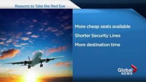 Travel: Benefits of taking red-eye flights