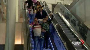 Documentary explores lives of 5 families from Syria as they settle in Canada