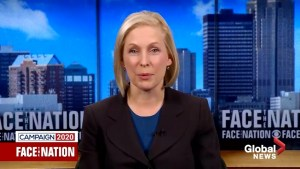 Gillibrand on Trump: 'I don't take him on his word on anything'
