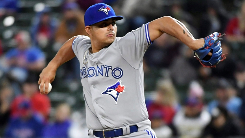Roberto Osuna, Toronto Blue Jays closer, arrested for assault on a woman