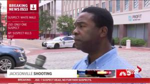 Ex-Jacksonville mayor says focus needs to be on gun reform after mass shooting