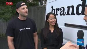 Brandraising with the Brandvan
