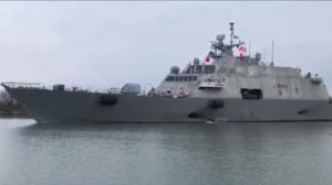 Frustration grows over struck U.S. navy ship in Montreal
