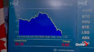 Markets start 2016 with tumble (02:09)