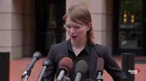 Chelsea Manning refuses to cooperate with Grand Jury subpoena