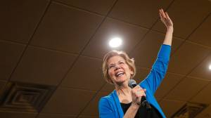 Warren speaks about foreign policy, says important to know difference between friends and enemies