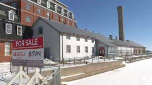 Kingston-based developer looking to sell historic dry-dock property