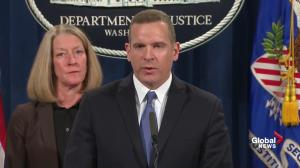 DOJ outlines 'significant' breach at tech giant Yahoo