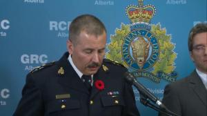 RCMP believe threat was localized to Strathcona County community hall
