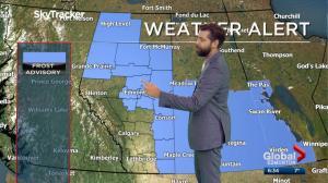 Edmonton Weather Forecast: Sept. 27