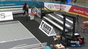 FIBA 3×3 Challenger brings basketball excitement to West Edmonton Mall