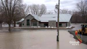 Efforts underway to save community centre as Quyon prepares for more flooding
