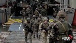 Massive NATO military exercise underway in Norway
