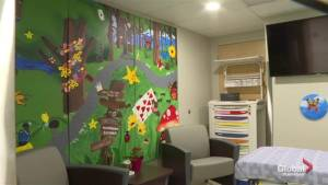 Kids battling cancer get dedicated space at Vernon Jubilee Hospital
