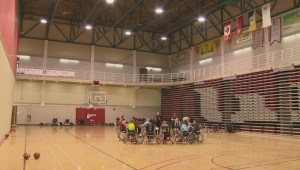 Manitoba wheelchair basketball team preparing for first nationals in nearly a decade