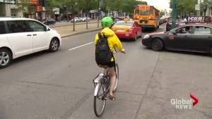 Toronto city councillor trying to get traction on bike licensing