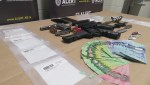 Loaded gun, drugs seized from Lethbridge home