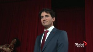 New Trudeau wax sculpture unveiled in Montreal